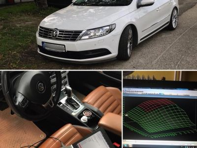 VW Passat CC 2.0 TDI (CR)